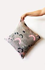 """Hills & Burrow's"" Cushion Cover"
