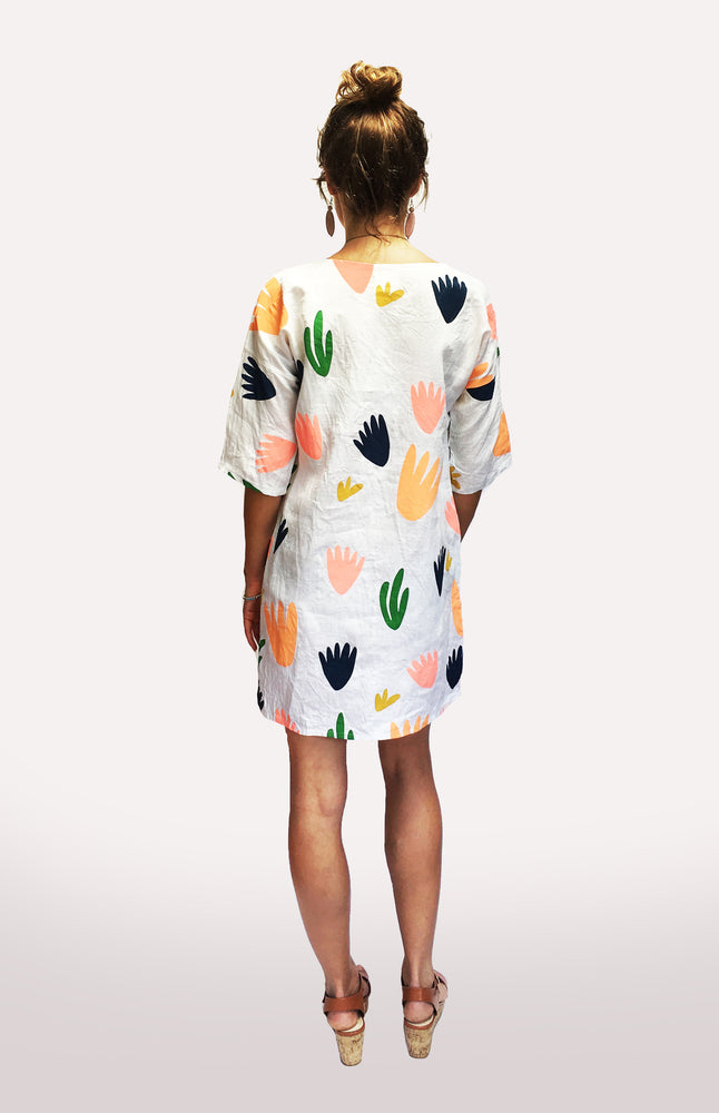 Blooming Cacti Dress