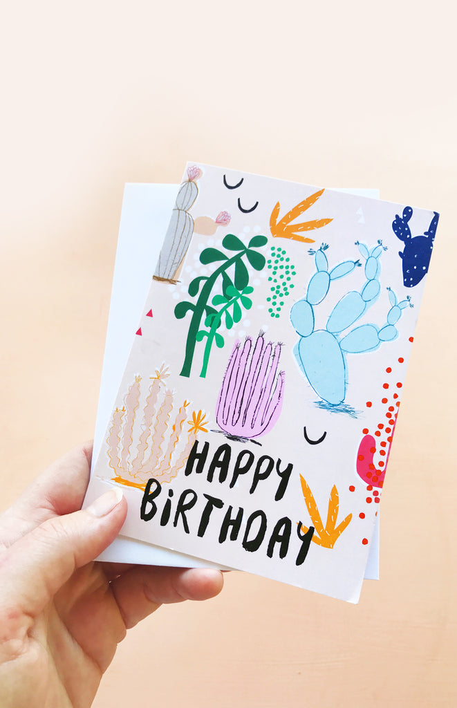 "SET OF 3 Greeting folded cards (5"" X 7"")"