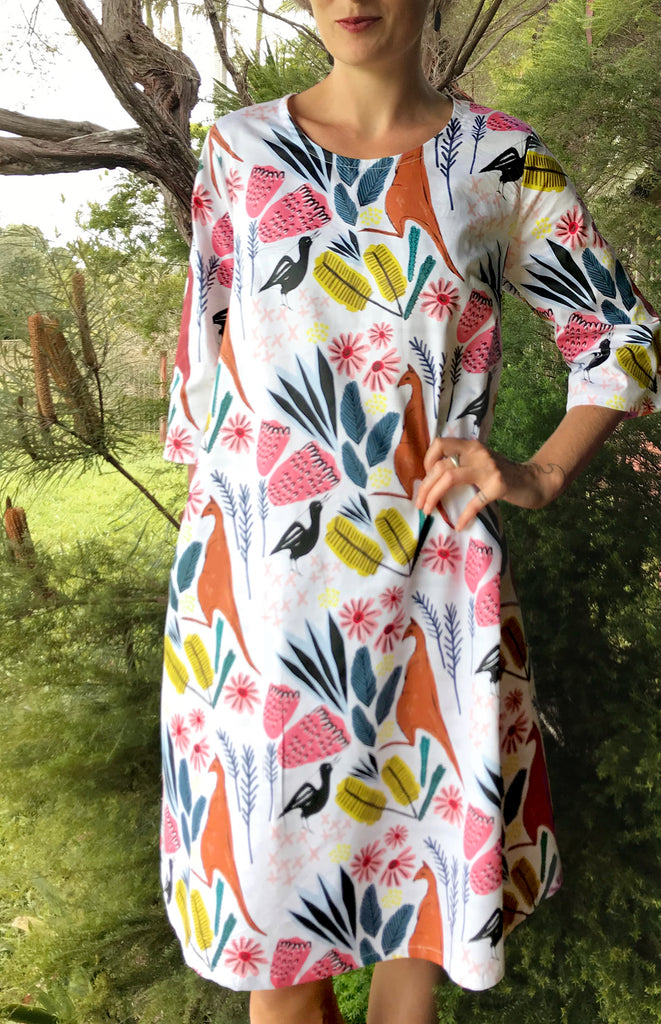 Cowley Fields dress