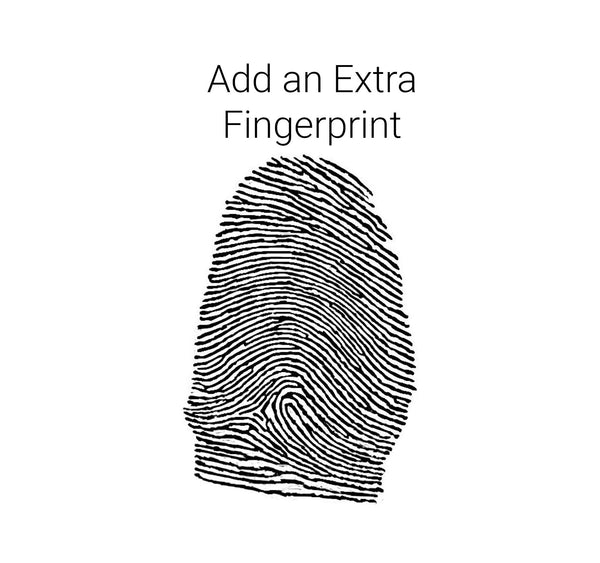 Add an Extra Fingerprint