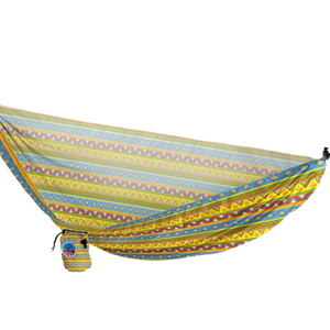 Yukon Outfitters - American Paisley Hammock with Straps