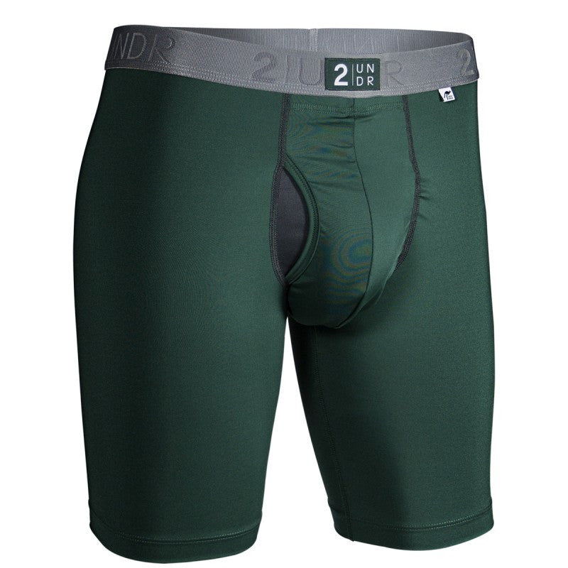 2UNDR Power Shift - Dark Green