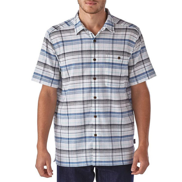 Patagonia Men's A/C® Shirt - Adrift: True Teal