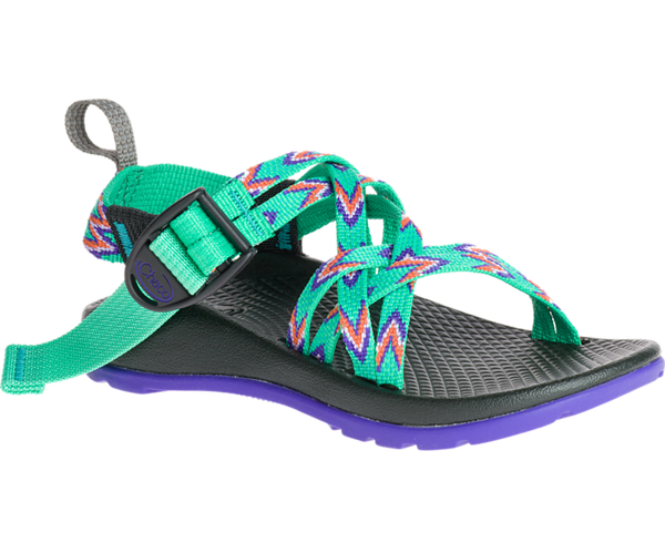Chaco Kids ZX/1® Ecotread - Mint Leaf
