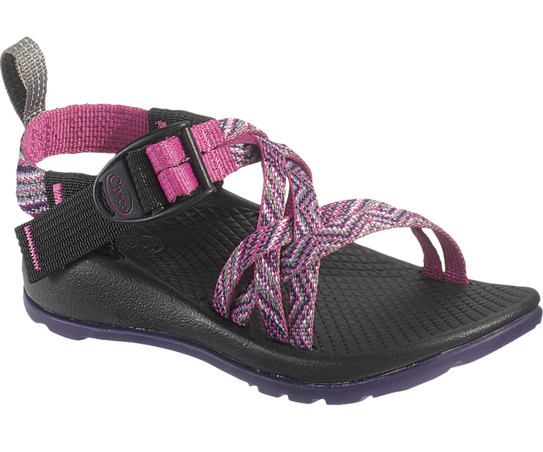 Chaco Kids ZX/1® Ecotread - Faded Pink