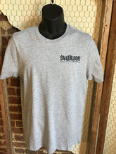 SY Wilson Train T-Shirt- Light Grey, Short Sleeve Made by Legacy