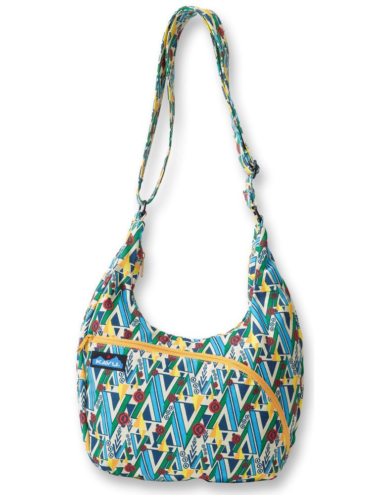 KAVU Sydney Satchel - Woodland Art