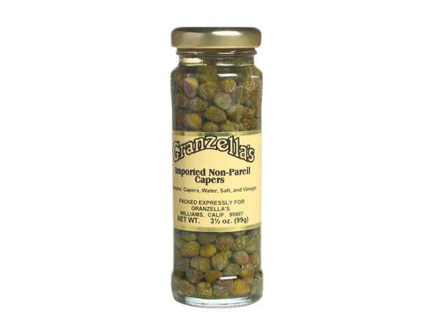 Capers Imported Non-Pareil
