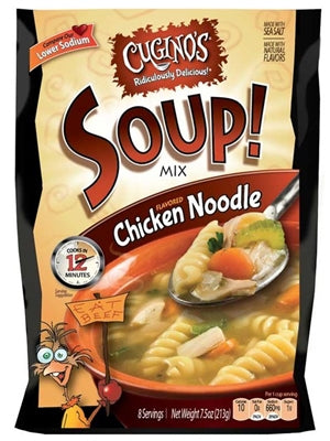 Cugino's Soup Mix: Chicken Noodle