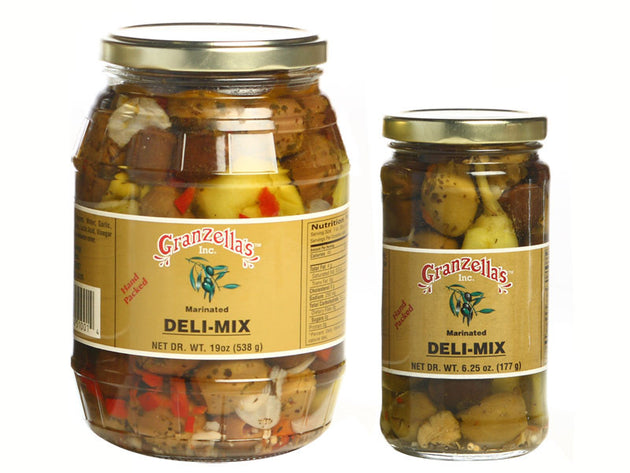 Marinated Deli Mix