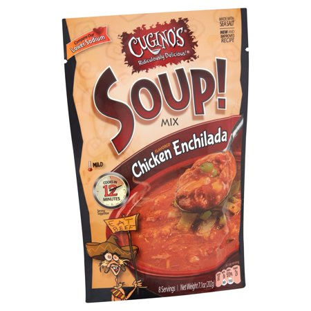 Cugino's Soup Mix: Chicken Enchilada