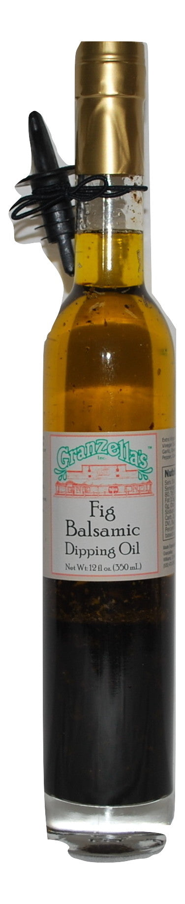 Fig Balsamic Dipping Oil