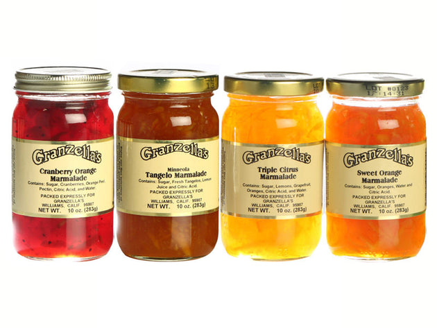 Homestyle Marmalades
