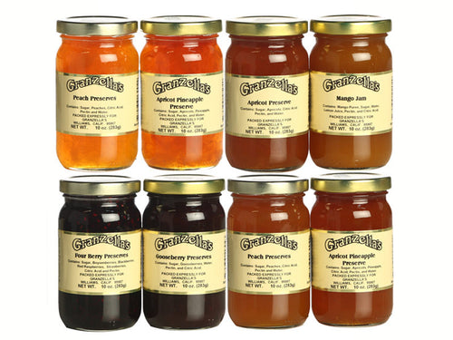 Homestyle Preserves