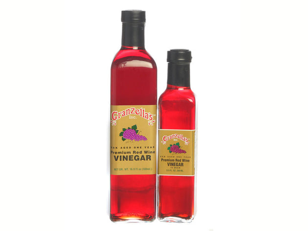 Granzella's Red Vinegar