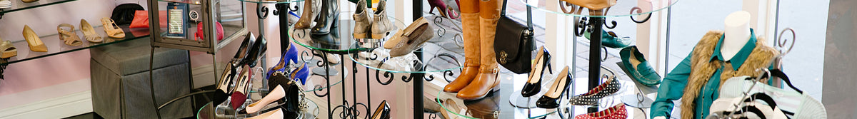 She She Shoes Account Page Background