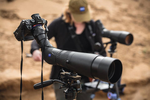 The Zeiss Victory Harpia Spotting Scope