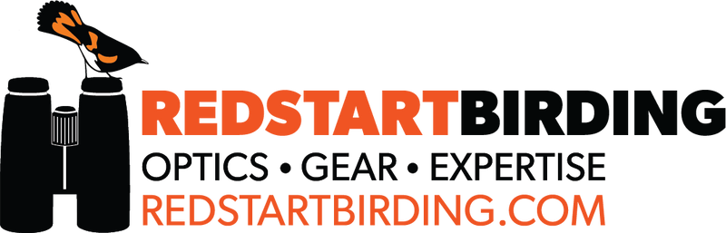 Redstart Birding is your one-stop shop for birding binoculars, spotting scopes, and bird watching gear, for everyone from beginning bird watchers to expert birders.