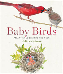 Books About Birds and Nature at Redstart Birding.