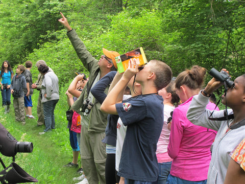 Support the Bill Thompson, III, Young Birders Fund at Redstart Birding