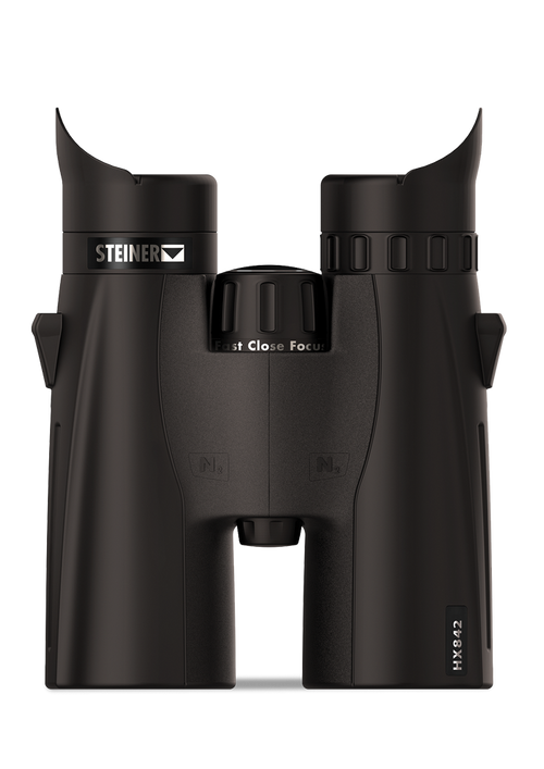 Shop Steiner HX 8x42 binoculars for bird watching at Redstart Birding.