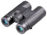The Opticron 10x42 Oregon 4 LE WP binocular can be used with or without eyewear.