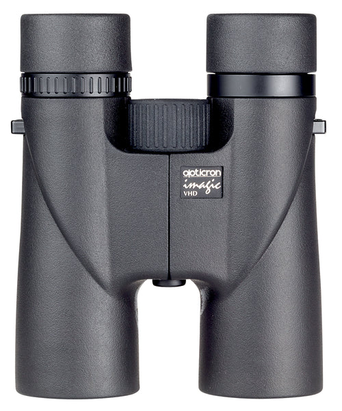 The Opticron 8x42 Imagic BGA VHD binocular offers premium optics and a durable body.