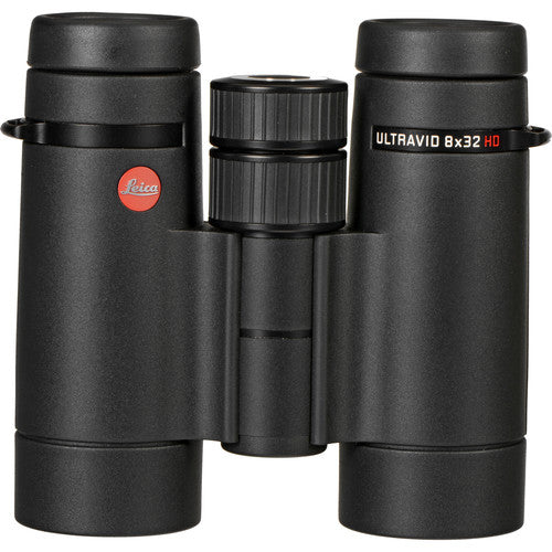 The Leica 8x32 Ultravid HD-Plus is a compact premium binocular that does not sacrifice image quality.
