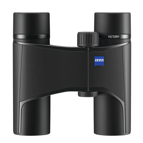 The Zeiss 8x25 Victory Pocket features a compact size and top-quality optics that make it of the best binoculars for travel.