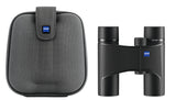 The Zeiss 8x25 Victory Pocket binocular comes with its own carry case.