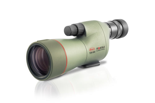 Shop the Kowa TSN-554 Prominar spotting scope kit for bird watching at Redstart Birding.