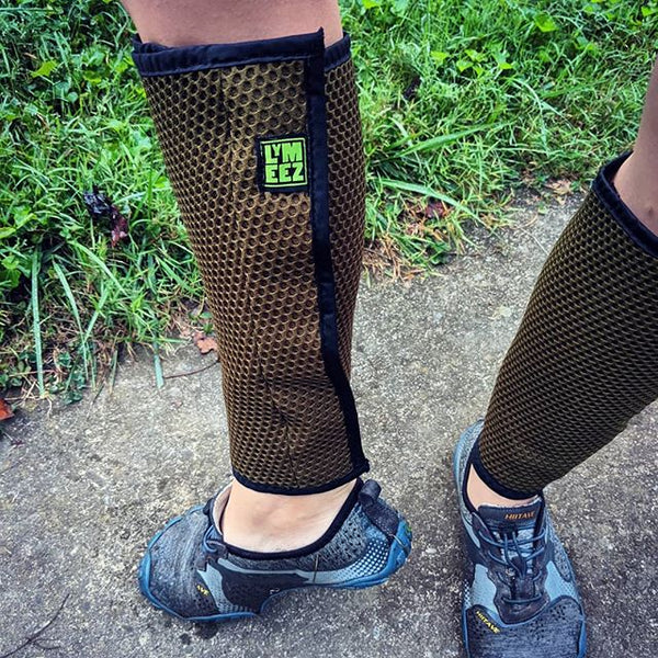 Shop for Lymeez Tick Gaiters at Redstart Birding.