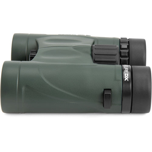 The Celestron 8x32 Nature DX is one of the best travel-size birding binoculars under $200 that you can find.