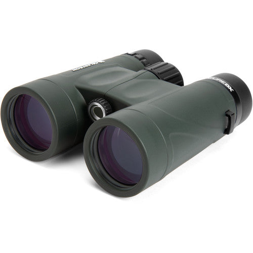 The Celestron 10x42 Nature DX is one of the best beginning birding binoculars for under $200.