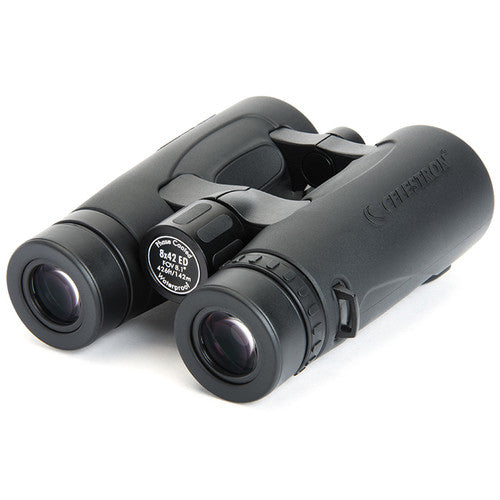 If you're a glasses wearer looking for a great pair of binoculars, the Celestron 8x42 Granite ED has you covered.