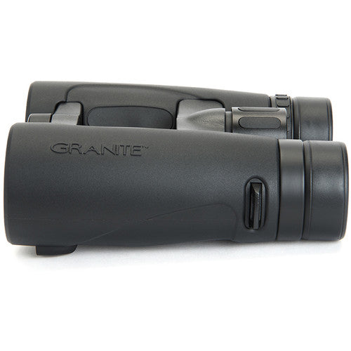 The Celestron 8x42 Granite ED is a waterproof binocular that can be used in all weather conditions.