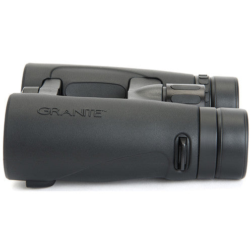 The Celestron 10x42 Granite ED binocular is protected by Celestron's limited lifetime warranty.