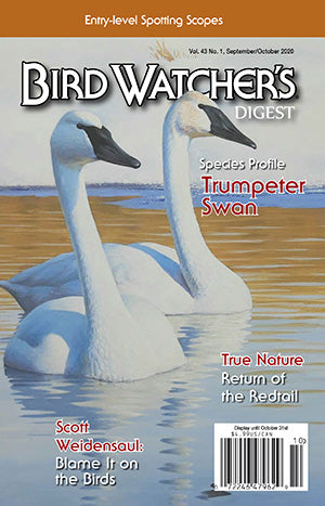 Bird Watcher's Digest 2020 Back Issues