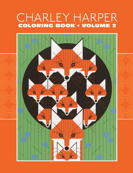Charley Harper Coloring Book: Volume 2