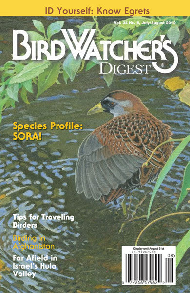 Bird Watcher's Digest 2012 Back Issues