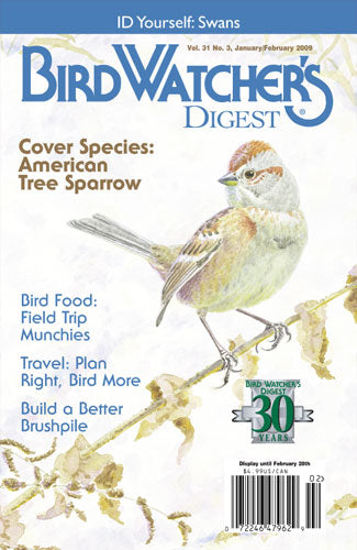 Bird Watcher's Digest 2009 Back Issues