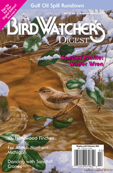 Bird Watcher's Digest 2011 Back Issues