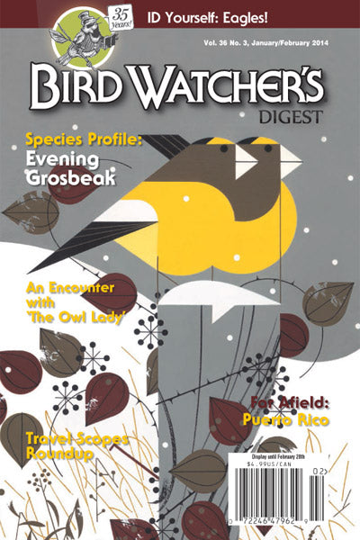 Bird Watcher's Digest 2014 Back Issues