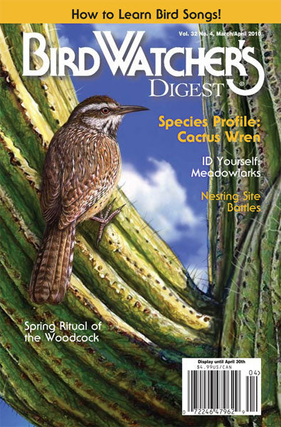 Bird Watcher's Digest 2010 Back Issues