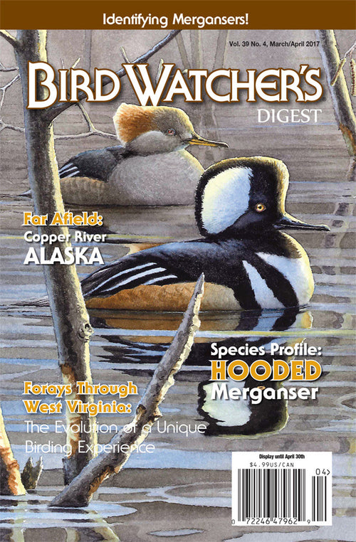 Bird Watcher's Digest 2017 Back Issues