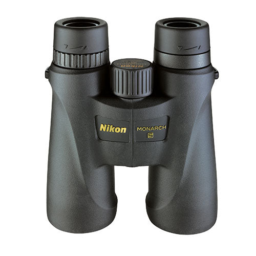 Meet the Nikon Monarch 5 10x42 binocular: your new best birding friend.