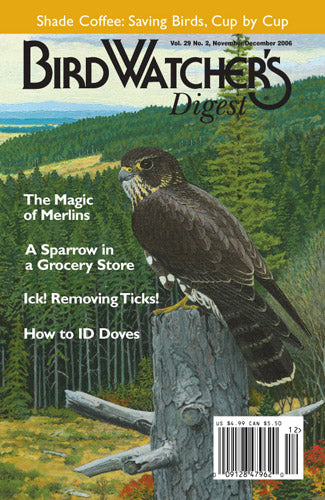 Bird Watcher's Digest 2006 Back Issues