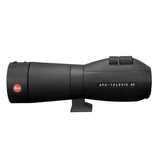 The Leica APO-Televid 65mm straight spotting scope body combines amazing optics and rugged design.