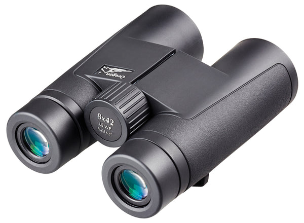 The Opticron 8x42 Oregon LE has a 22 mm eye relief, which makes it the perfect binocular for people who wear glasses.